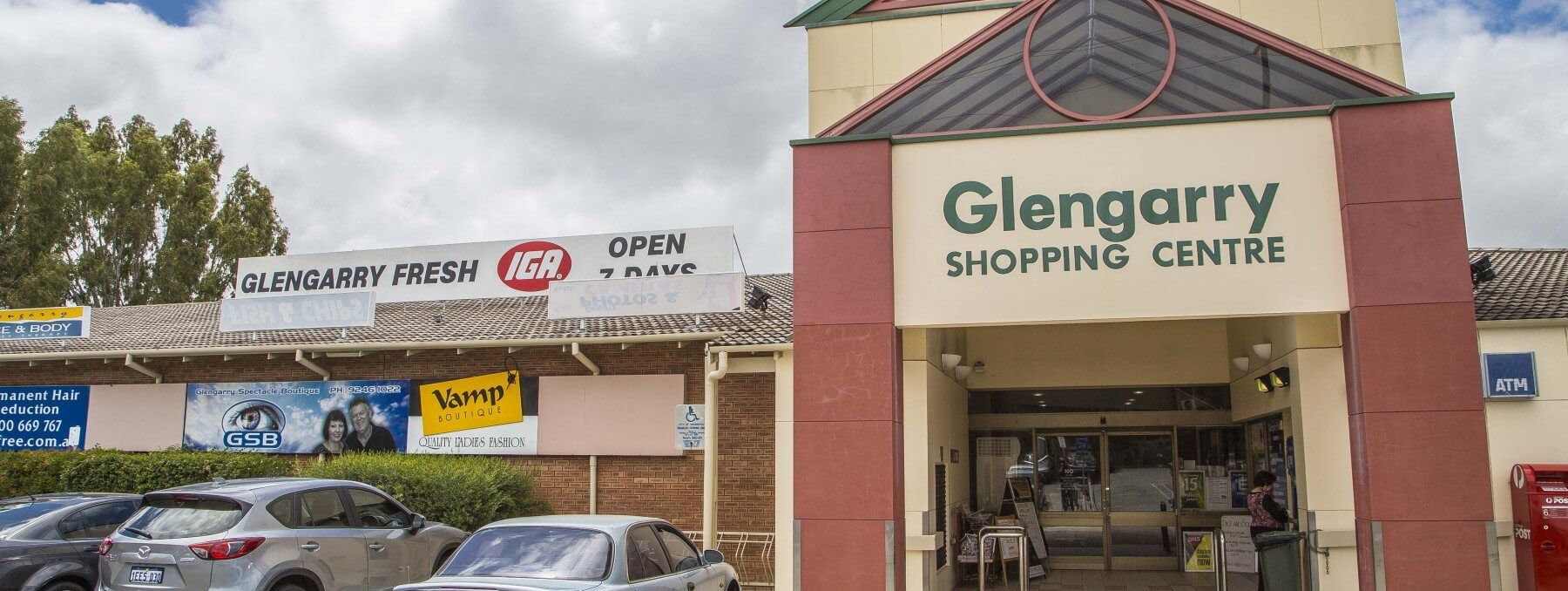 See whats new at Glengarry Shopping Centre