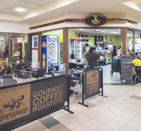The Glengarry Coffee House