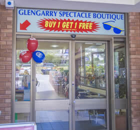 Glengarry Spectacle Boutique