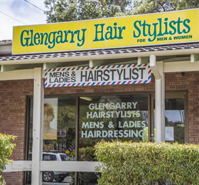 Glengarry Hair Stylists