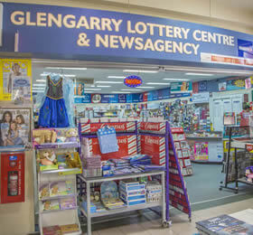 Glengarry Lottery Centre & Newsagency